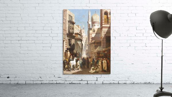 Al-Khudayri street, Cairo