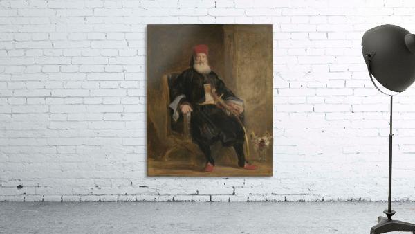 His Highness Muhemed Ali, Pacha of Egypt