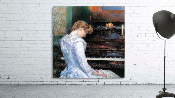 The Sonata by Hassam