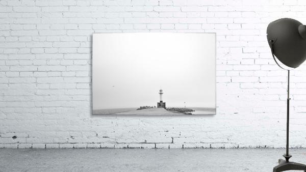 Minimalistic lighthouse