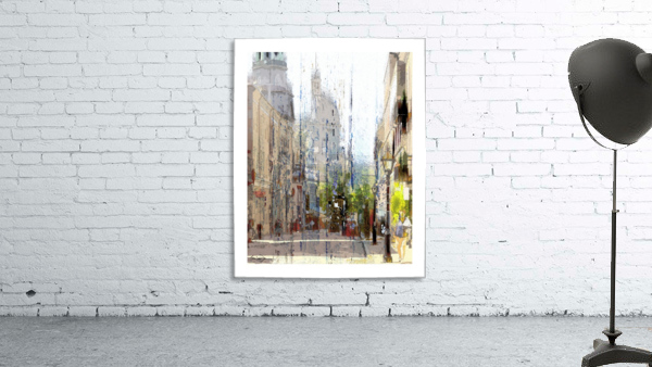 Rue st-Paul Montreal