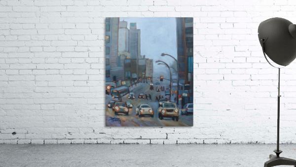 Guy Street Montreal