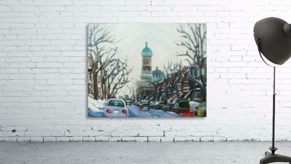 Mile End Montreal