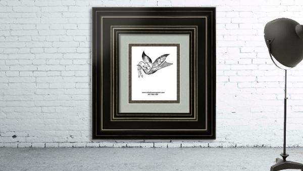 art dove frame