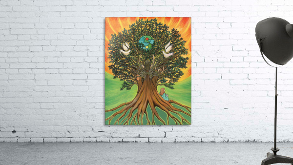 Rooted In The Tree Of Humanity