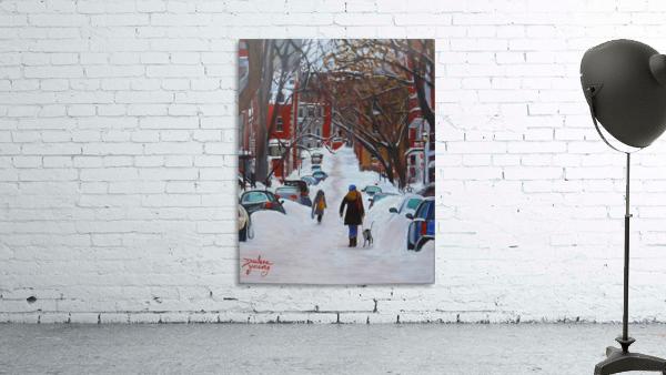 Lorn Avenue McGill Ghetto