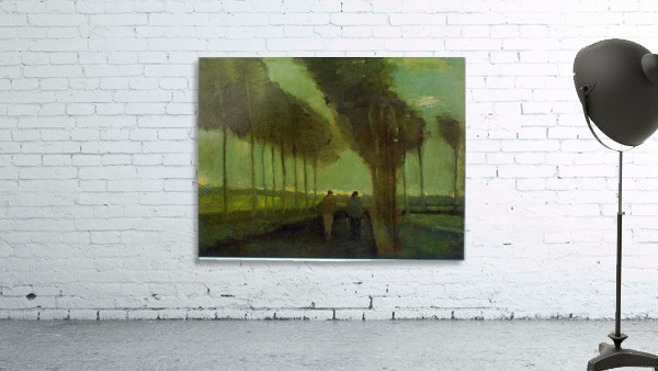 Country Lane by Van Gogh