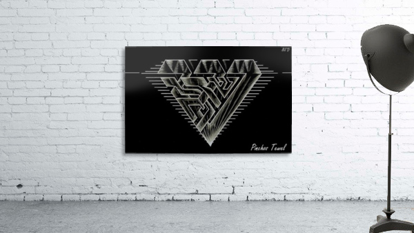 Monogram Art   Diamond AAA  2