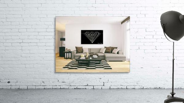 monogram diamond aaa  FOR DISPLAY ONLY  room1