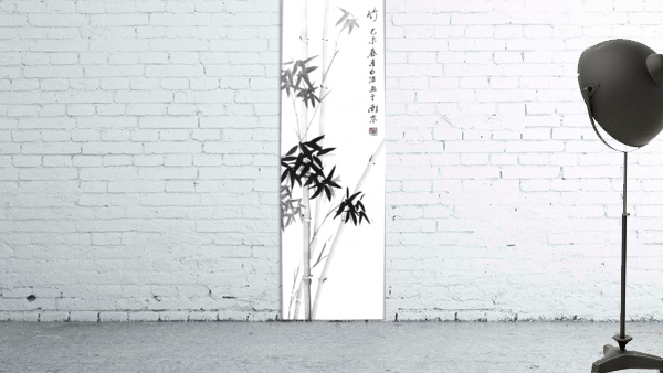Bamboo - Chinese Style - one