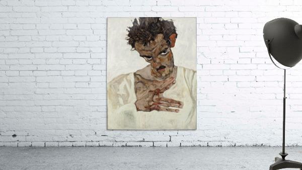 Egon Schiele - Self-Portrait