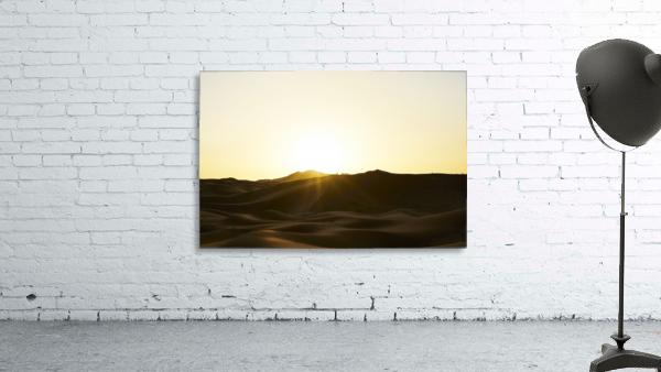 Erg Chebbi at Sunset