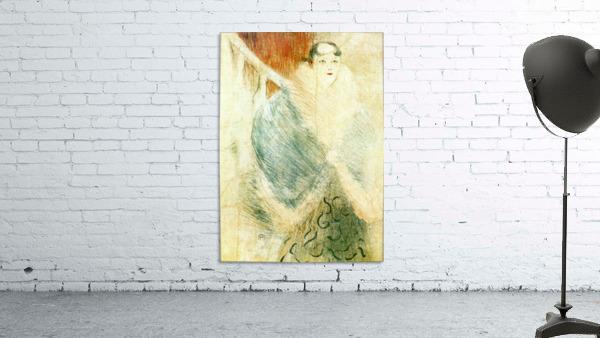 Elsa dite la Liennoise by Toulouse-Lautrec