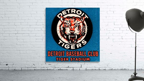 1963 Detroit Tigers Vintage Baseball Club