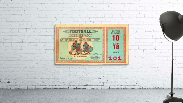 1930 Washington vs. USC