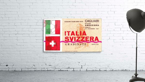 1967_Soccer_Italy vs. Switzerland_Cagliari Stadium_Row One