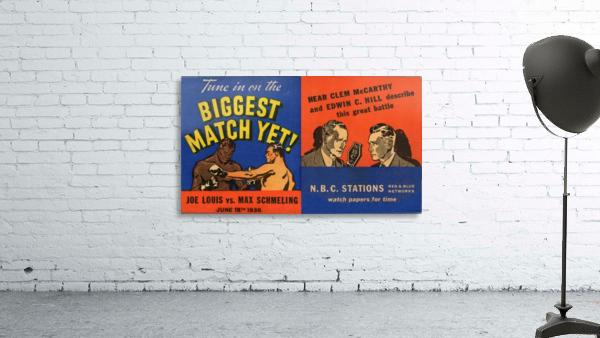 1936 Joe Louis vs. Max Schmeling