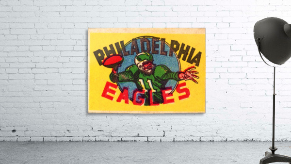 1970s_National Football League_Philadelphia Eagles_Row One Brand