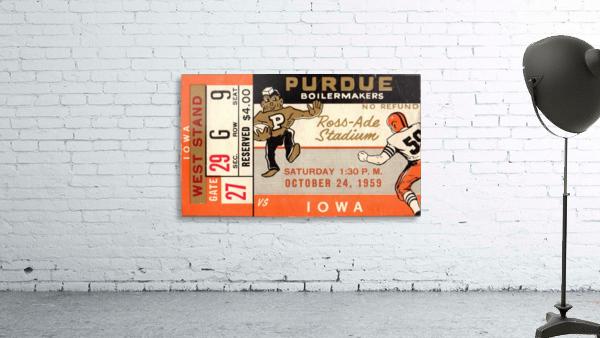 1959 Purdue vs. Iowa