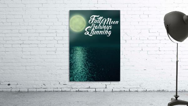 Full Moon is always Stunning