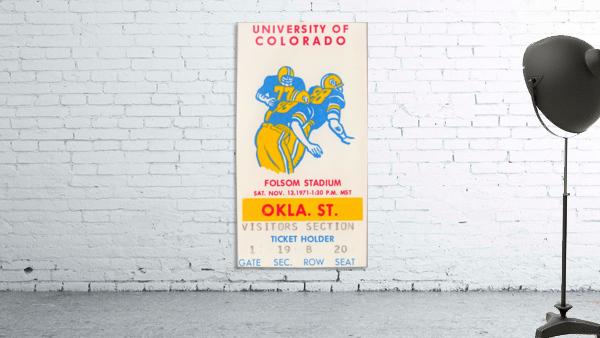1971 Oklahoma State vs. Colorado