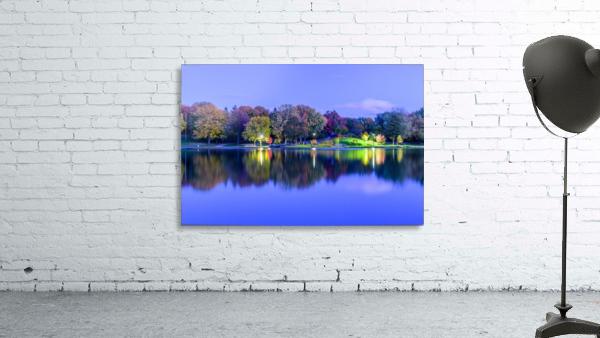Beaver lake reflection