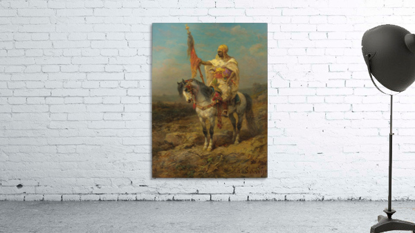 Arab rider