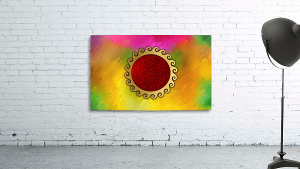 Signs of power and protection amulets sun