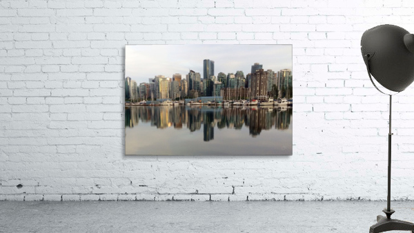 Downtown Reflection