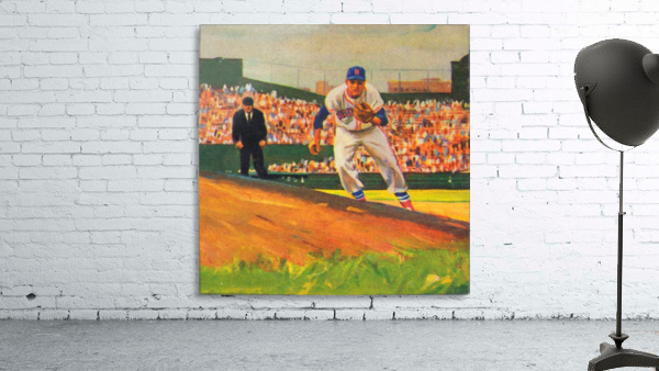 Fenway Park Boston Red Sox Art_Red Sox Posters