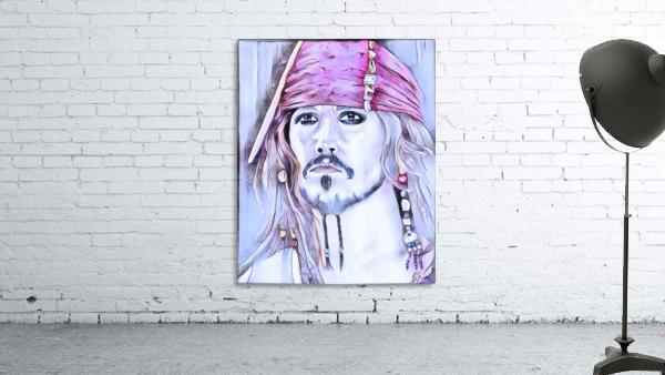 Portrait dun pirate