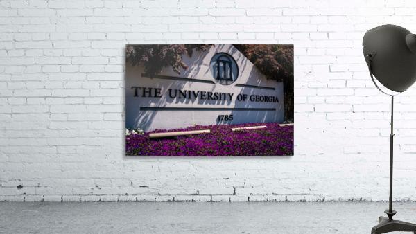 University of Georgia   Athens GA 07037