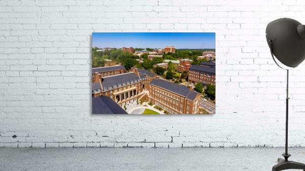 University of Georgia Aerial View   Athens GA 0905