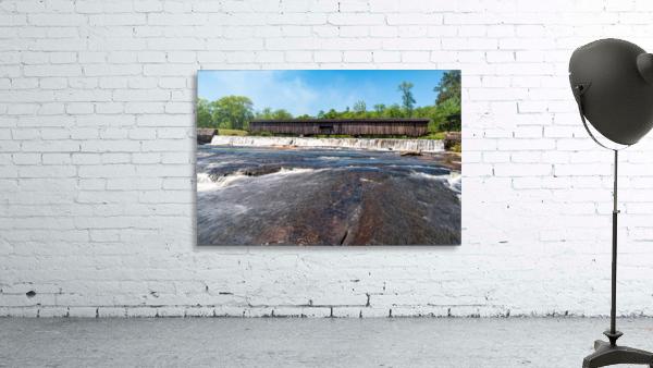 Watson Mill Bridge State Park   Comer GA 06860