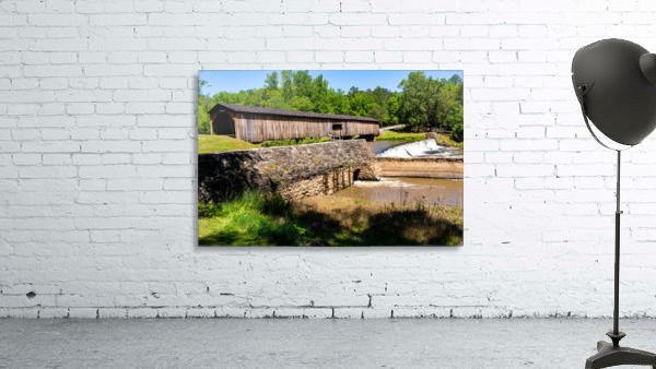 Watson Mill Bridge State Park   Comer GA 06576