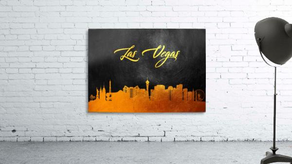 Las Vegas Nevada Skyline Wall Art