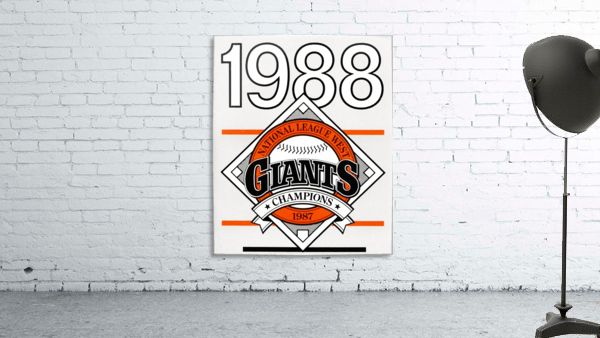 San Francisco Giants 1988