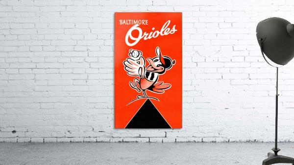Baltimore Orioles Row One