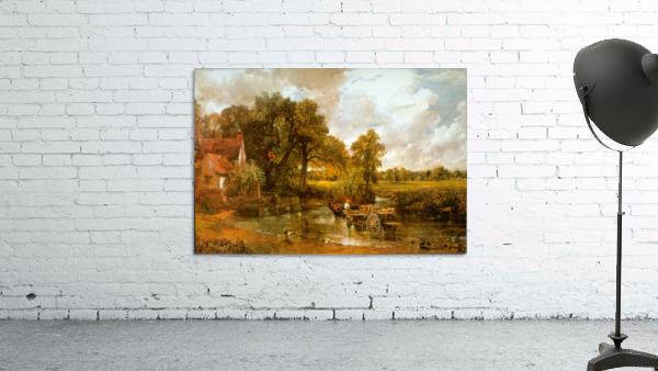 Hay Wain by Constable