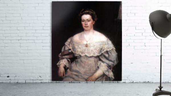 Portrait of A. P. Yurgenson