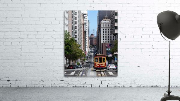 San Francisco City Scene