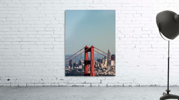 Threading the Needle - Golden Gate Bridge