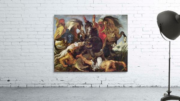 Hunting by Rubens