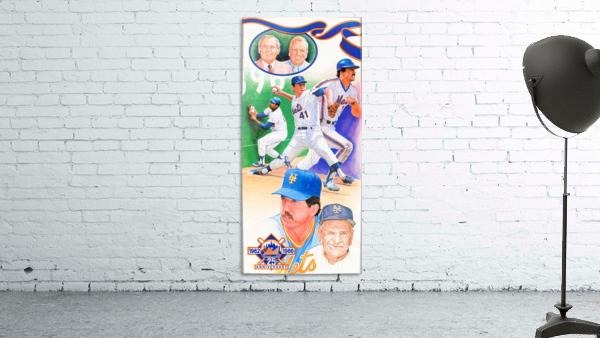 1986 New York Mets Art