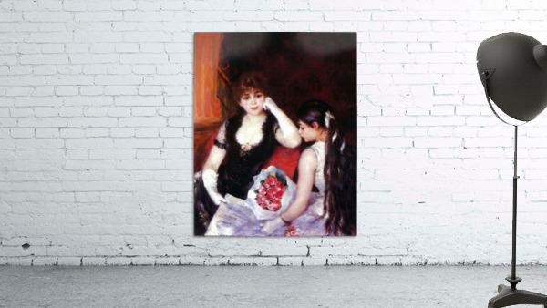 In the Loge by Renoir