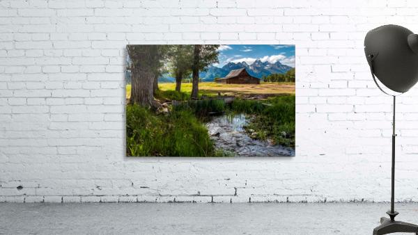 T.a. Moulton Barn - Grand Teton