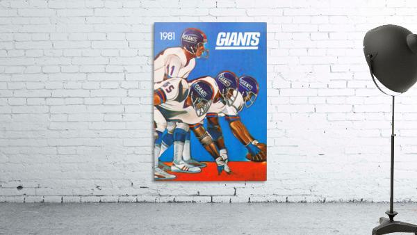 1981 new york giants