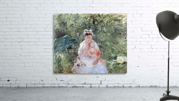 Julie Manet by Morisot