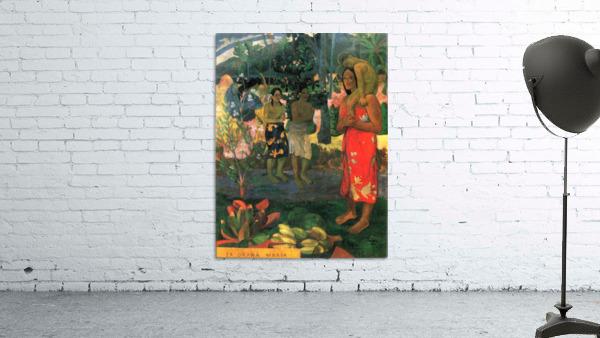 La Orana by Gauguin