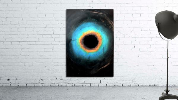 Glimpse of Black Hole No.2